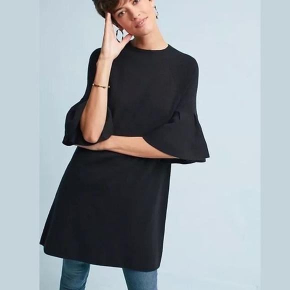 8fa91ee56b13 Moth Anthropologie Tunic Sweater Pullover Dress M.  M_5bd5430912cd4a671ed1dbb8